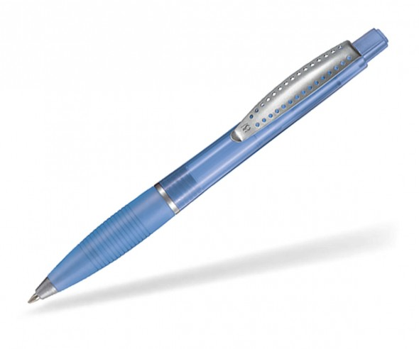 Ritter Pen Club Transparent SI 38800 Kugelschreiber 4378 Eis-Blau