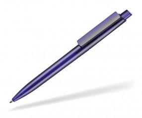 Ritter Pen Crest Frozen Kugelschreiber 15900 4333 Ozean-Blau