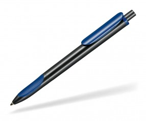 Ritter Pen Ellips Black Edition 07200 1500 1300 Schwarz Azur-Blau