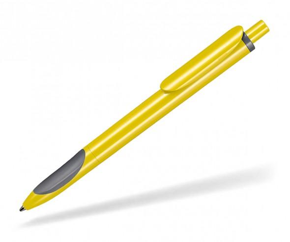 Ritter Pen Werbekugelschreiber Ellips Color 07200 0200 zitronengelb