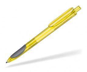 Ritter Pen Kugelschreiber Ellips Transparent 17200 3210 Ananas-Gelb