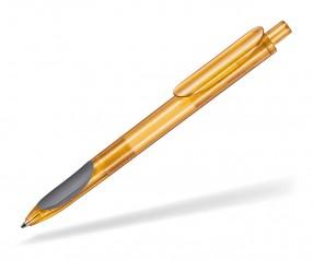 Ritter Pen Kugelschreiber Ellips Transparent 17200 3505 Mango-Gelb