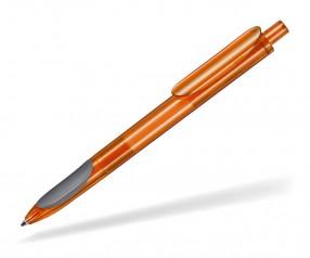 Ritter Pen Kugelschreiber Ellips Transparent 17200 3547 Clementine