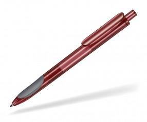 Ritter Pen Kugelschreiber Ellips Transparent 17200 3630 Rubin-Rot