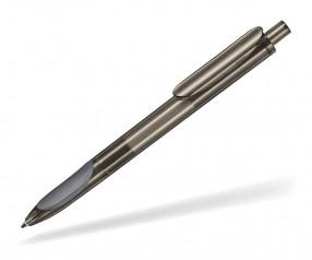 Ritter Pen Kugelschreiber Ellips Transparent 17200 4507 Rauch-Grau
