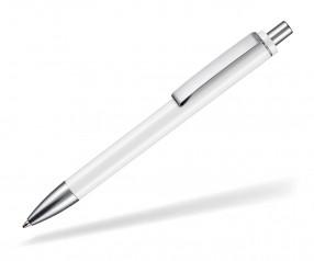 Ritter Pen Exos M Werbe Kugelschreiber 07602 0101 weiss