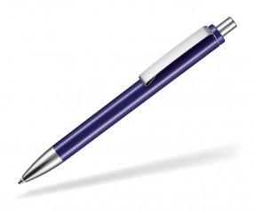 Ritter Pen Exos M Werbe Kugelschreiber 07602 1302 Nacht-Blau