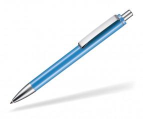 Ritter Pen Exos M Werbe Kugelschreiber 07602 1369 Tauben-Blau