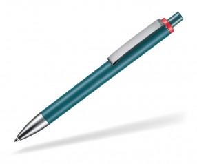 Ritter Pen Exos Soft Kugelschreiber 07601 1101 0642 Petrol Koralle