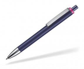 Ritter Pen Exos Soft Kugelschreiber 07601 1302 0800 Nacht-Blau Fuchsia Pink
