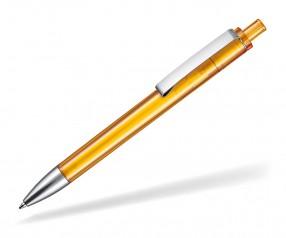 Ritter Pen Exos Transparent Kugelschreiber 17600 3505 Mango-Gelb
