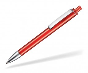 Ritter Pen Exos Transparent Kugelschreiber 17600 3609 Feuer-Rot