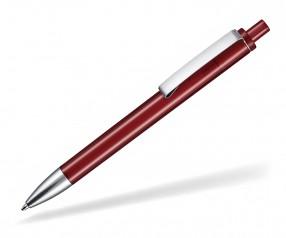 Ritter Pen Exos Transparent Kugelschreiber 17600 3630 Rubin-Rot