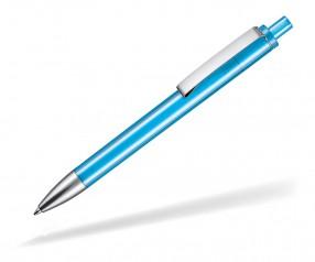 Ritter Pen Exos Transparent Kugelschreiber 17600 4110 Caribic-Blau