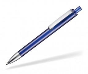 Ritter Pen Exos Transparent Kugelschreiber 17600 4303 Rojal-Blau