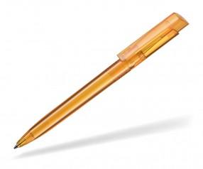 Ritter Pen Fresh Transparent Kugelschreiber 15800 3505 Mango-Gelb