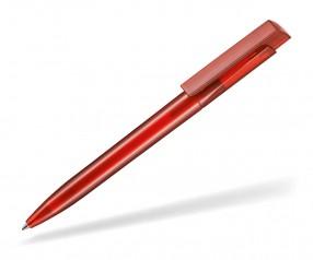 Ritter Pen Fresh Transparent Kugelschreiber 15800 3634 Kirsch-Rot