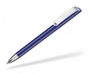 Ritter Pen Glossy 00086 Kugelschreiber 1302 Nacht-Blau