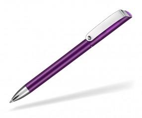Ritter Pen Glossy Transparent 10086 Kugelschreiber 3937 Amethyst