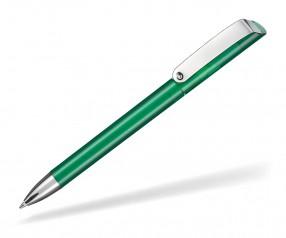 Ritter Pen Glossy Transparent 10086 Kugelschreiber 4031 Limonen-Grün