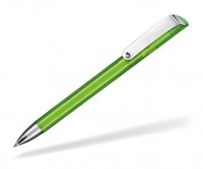 Ritter Pen Glossy Transparent 10086 Kugelschreiber 4070 Gras-Grün