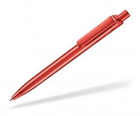Ritter Pen Insider Transparent 12300 Kugelschreiber 3609 Feuer-Rot