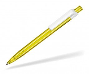 Ritter Pen Insider Transparent S 42300 Kugelschreiber 3210 Ananas-Gelb