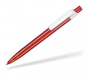 Ritter Pen Insider Transparent S 42300 Kugelschreiber 3609 Feuer-Rot