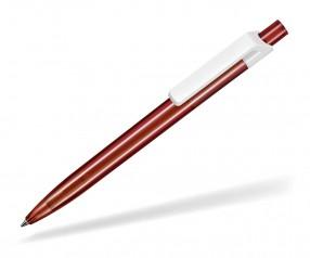 Ritter Pen Insider Transparent S 42300 Kugelschreiber 3630 Rubin-Rot
