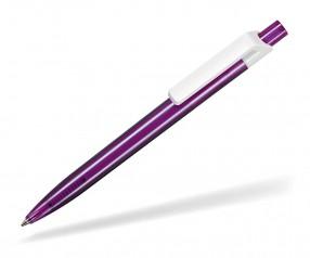Ritter Pen Insider Transparent S 42300 Kugelschreiber 3903 Pflaumen-Lila