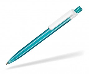 Ritter Pen Insider Transparent S 42300 Kugelschreiber 4127 Türkis