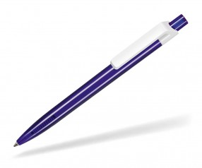 Ritter Pen Insider Transparent S 42300 Kugelschreiber 4333 Ozean-Blau