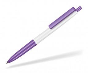 Ritter Pen New Basic 19300 Kugelschreiber 0101 Weiß 0903 Flieder