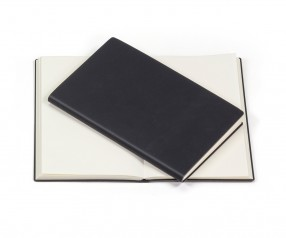 RITTER PEN Notizbuch Notebook Notizheft ca DIN A6 SCHWARZ