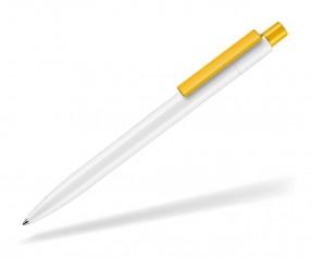 Ritter Pen Peak 08700 Kugelschreiber 0101 0201 Weiß - Apricot