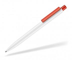 Ritter Pen Peak 08700 Kugelschreiber 0101 0501 Weiß Orange