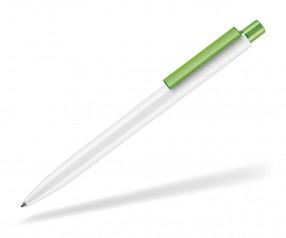 Ritter Pen Peak 08700 Kugelschreiber 0101 4076 Weiß Apfel-Grün