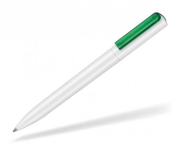 Ritter Pen Split weiss 00126 4031 limonengrün