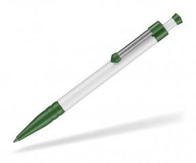 Ritter Pen Spring 08032 Kugelschreiber 0101 1001 Weiß Minz-Grün