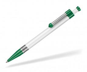 Ritter Pen Spring SP 08036 Kugelschreiber 0101 1001 Weiß Minz-Grün