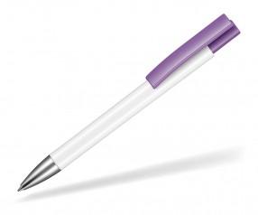 Ritter Pen Stratos Kugelschreiber 07900 0101 0903 Weiß Flieder