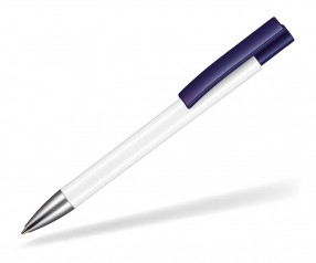 Ritter Pen Stratos Kugelschreiber 07900 0101 1302 Weiß Nacht-Blau