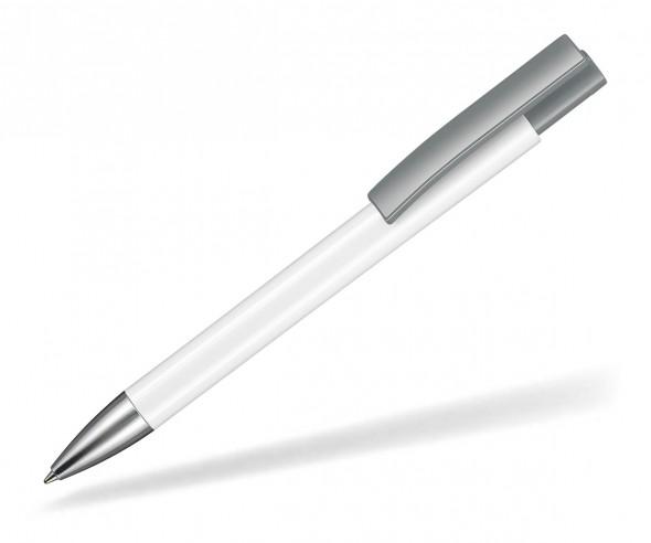 Ritter Pen Stratos Kugelschreiber 07900 0101 1400 Weiß Stein-Grau