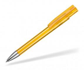 Ritter Pen Stratos transparent Kugelschreiber 17900 3505 Mango-Gelb
