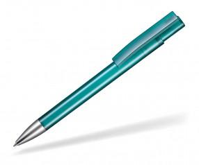 Ritter Pen Stratos transparent Kugelschreiber 17900 4127 Türkis
