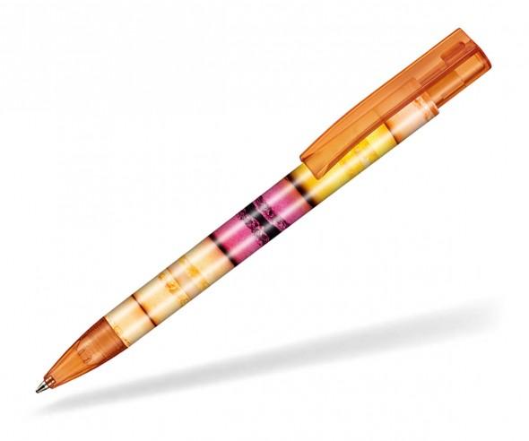 Ritter Pen Stratos transparent FOIL Kugelschreiber 57910 3547 Clementine