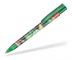 Ritter Pen Stratos transparent FOIL Kugelschreiber 57910 4031 Limonen-Grün