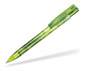 Ritter Pen Stratos transparent FOIL Kugelschreiber 57910 4070 Gras-Grün