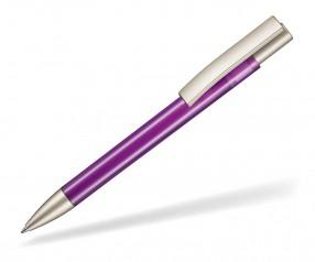 Ritter Pen Stratos transparent PL Kugelschreiber 37900 3903 Pflaumen-Lila