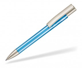 Ritter Pen Stratos transparent PL Kugelschreiber 37900 4110 Caribic-Blau